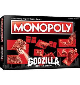 USAopoly Godzilla Monopoly