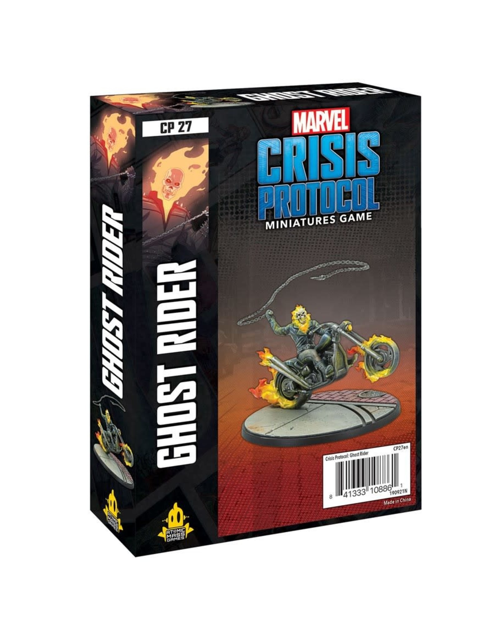 Atomic Mass Games Marvel Crisis Protocol: Ghost Rider Character Pack