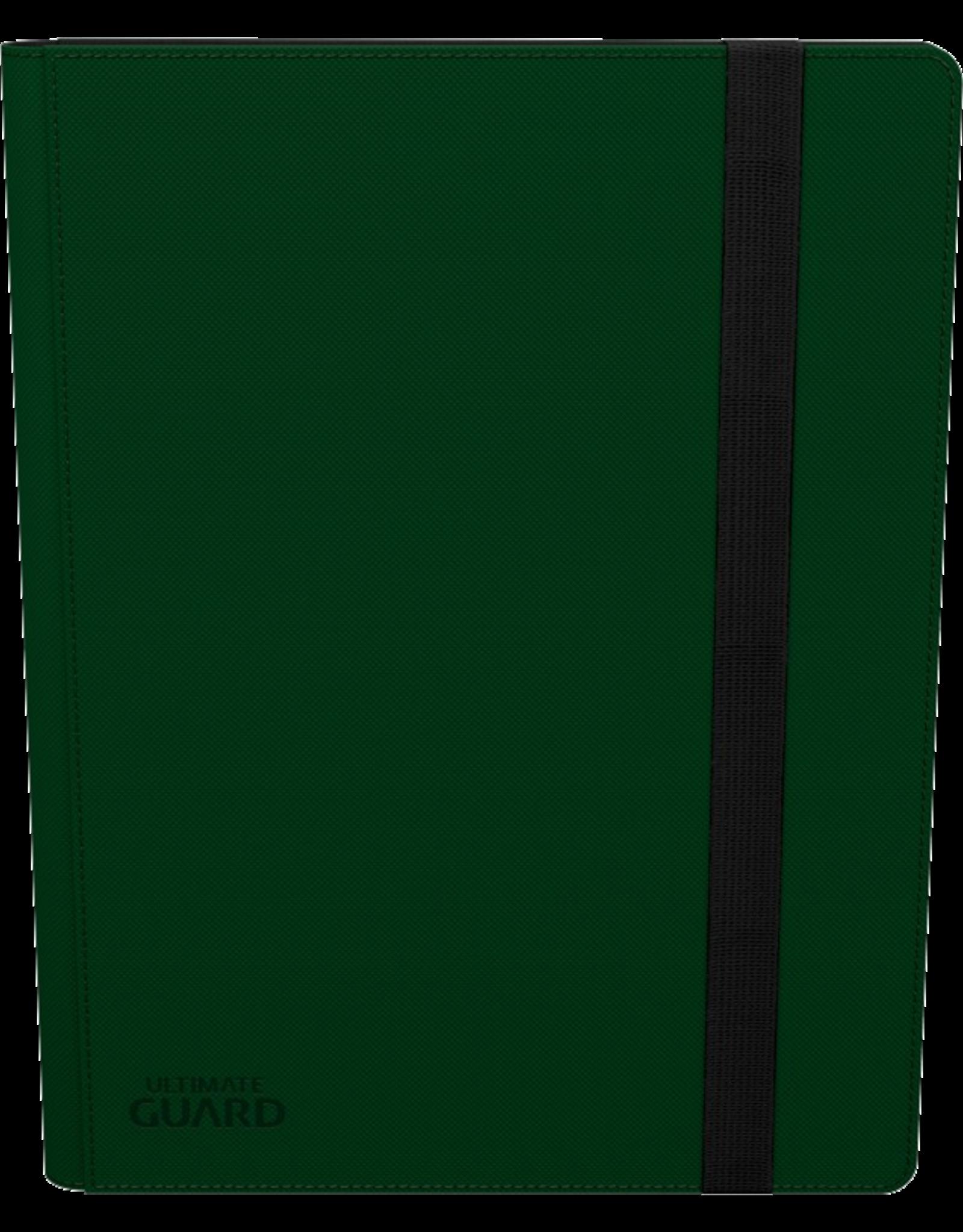 Ultimate Guard Ultimate Guard 9 Pocket FlexXfolio XenoSkin Green