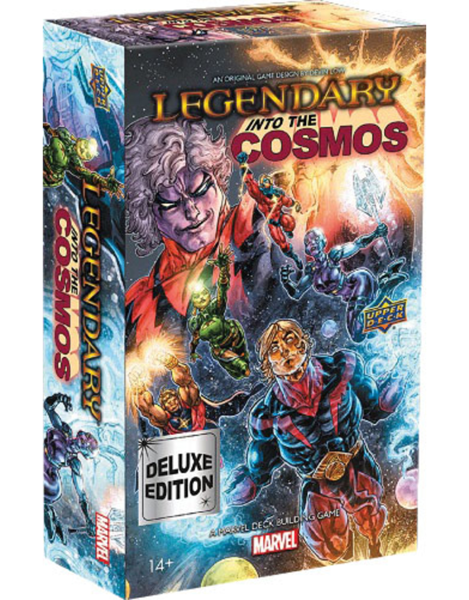 Upper Deck Legendary DBG: Marvel - Into the Cosmos Deluxe Expansion