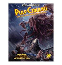 Chaosium  Inc. Pulp Cthulhu 7th Ed.