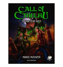 Chaosium  Inc. CoC: Call of Cthulhu Starter Set