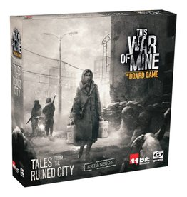 Galakta This War of Mine: Tales o/t Ruined City