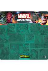 Marvel Champions LCG: Red Skull 1-4 Player Playmat