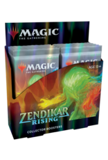 Wizards of the Coast Magic: The Gathering - Zendikar Rising Collector Booster Box