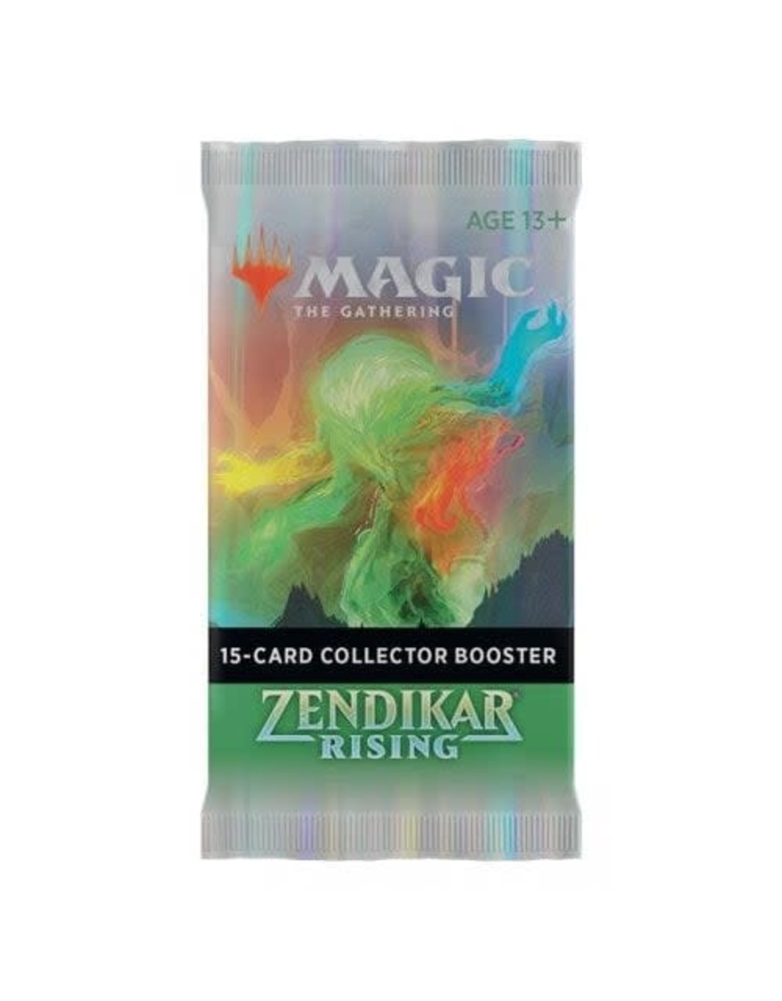 Wizards of the Coast Magic: The Gathering - Zendikar Rising Collector Booster Pack