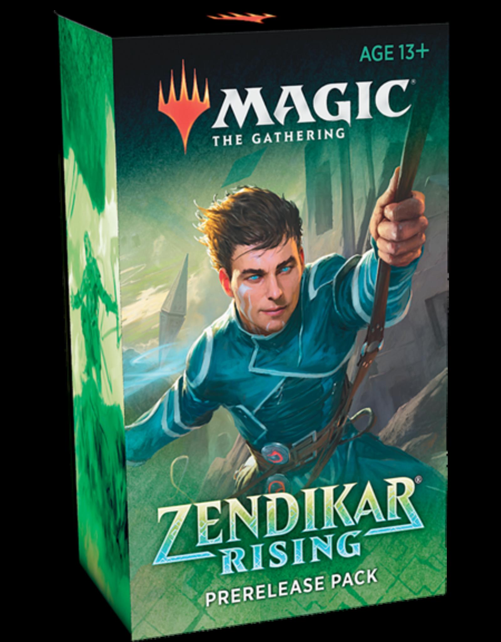 Wizards of the Coast MTG Zendikar Rising Pre-Release Pack