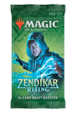 Wizards of the Coast Magic the Gathering: Zendikar Rising - Draft Booster Pack
