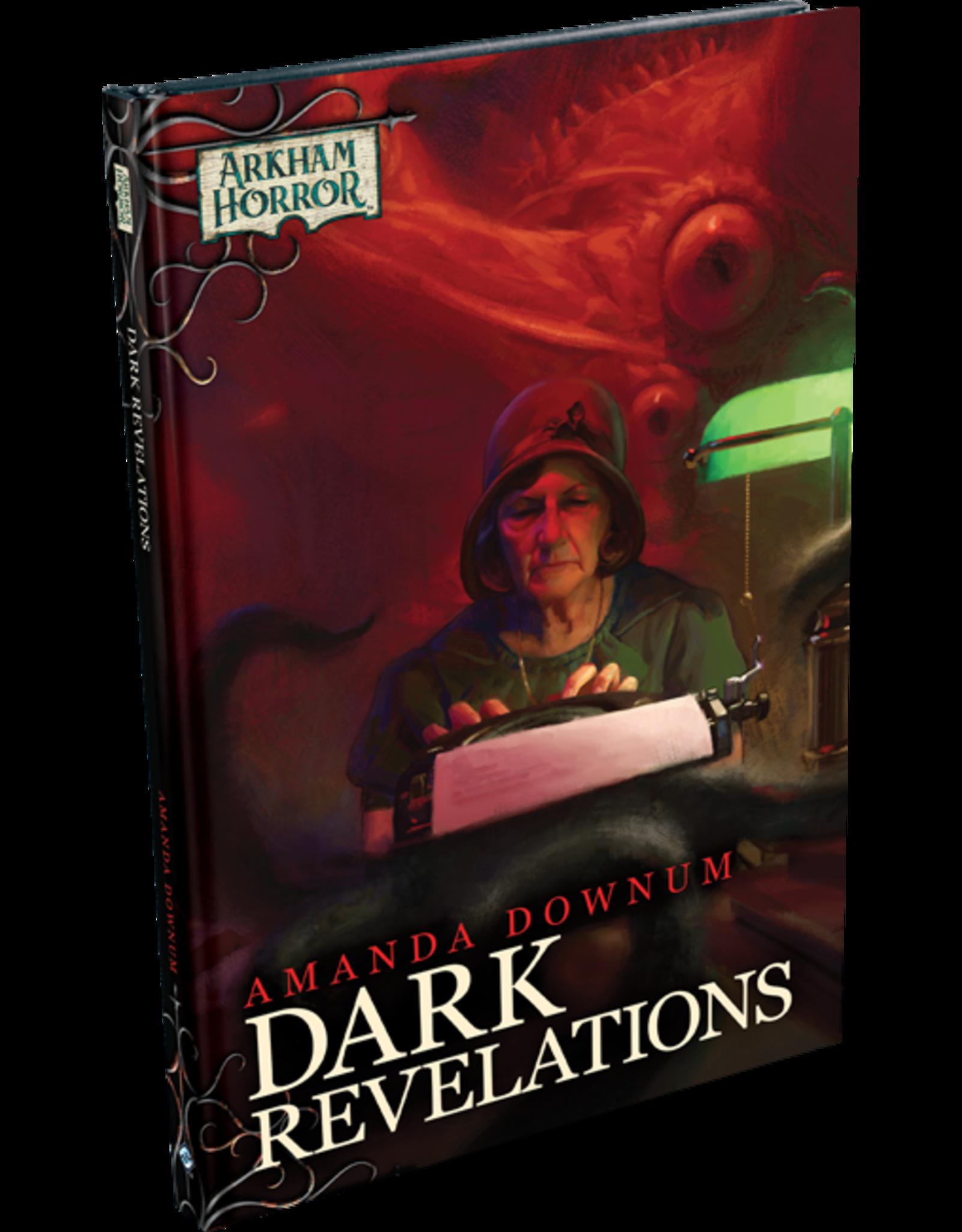 Fantasy Flight Games AH Novella: Dark Revelations