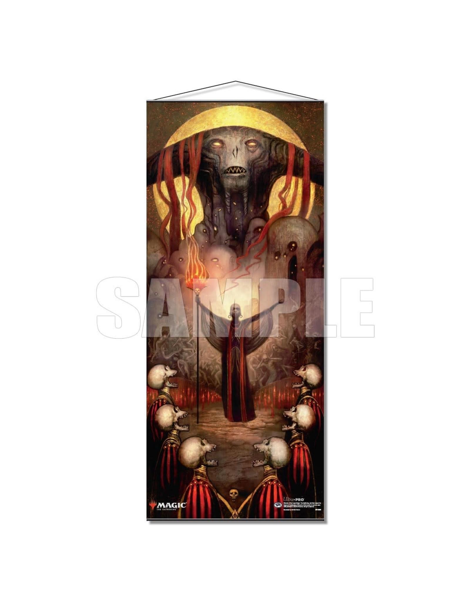 Ultra Pro Magic the Gathering: Limited Edition Dominaria Saga Wall Scroll - Rite of Belzenlok