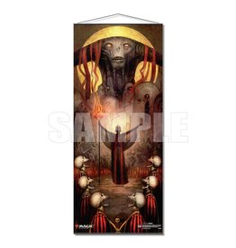 Ultra Pro Magic the Gathering: Limited Edition Dominaria Saga Wall Scroll - Rite of Belzenlok
