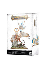Games Workshop Lumineth Realmlords Archmage Teclis