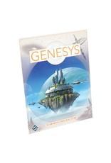 Fantasy Flight Games Genesys: Game Master's Screen