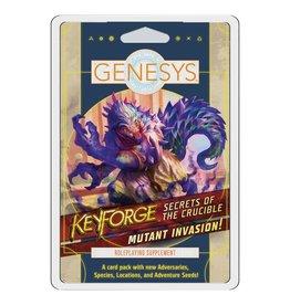 Fantasy Flight Games Genesys: SotC RPG: Mutant Invasion! Card Pack