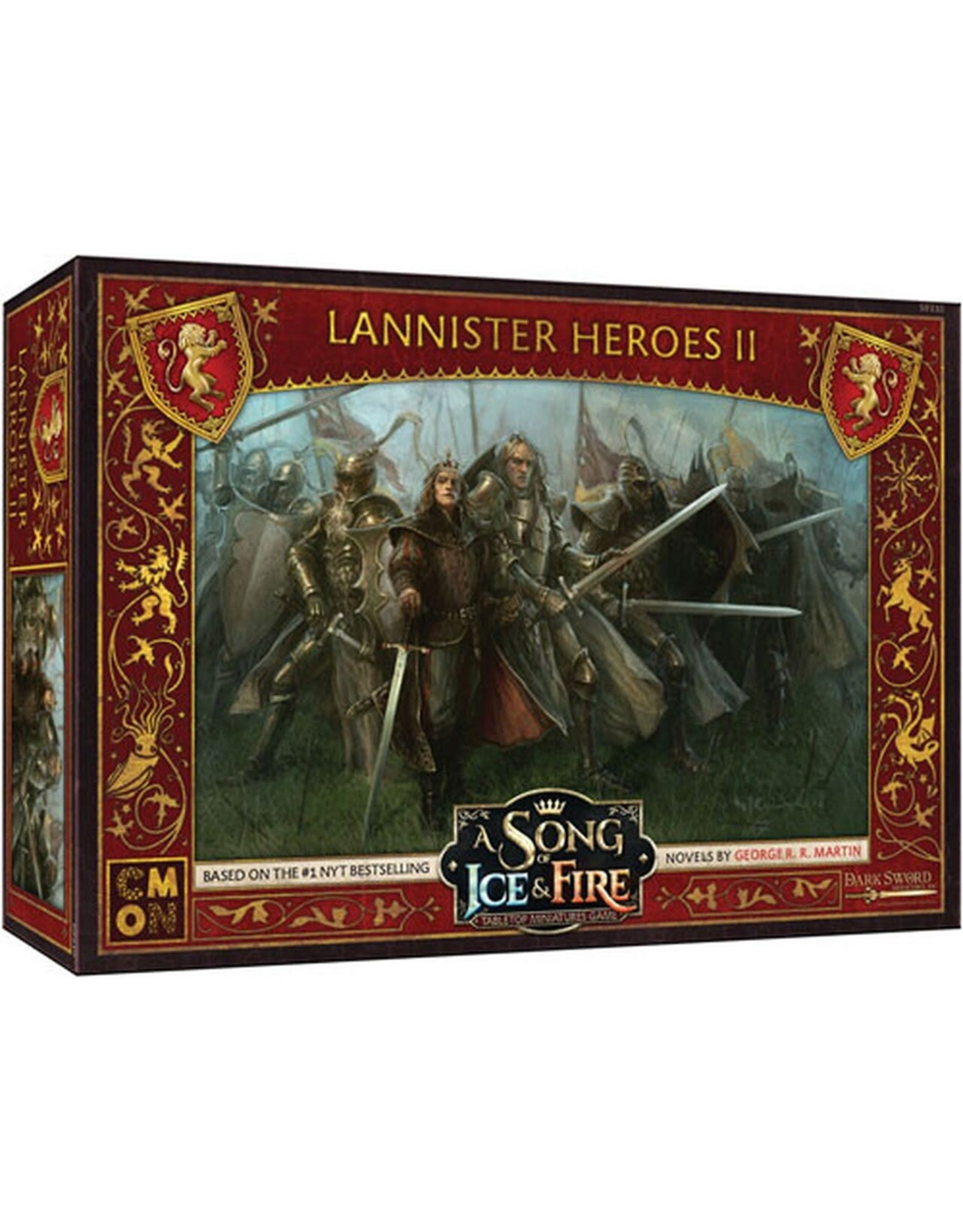 CMON A Song of Ice & Fire: Lannister Heros #2 Expansion