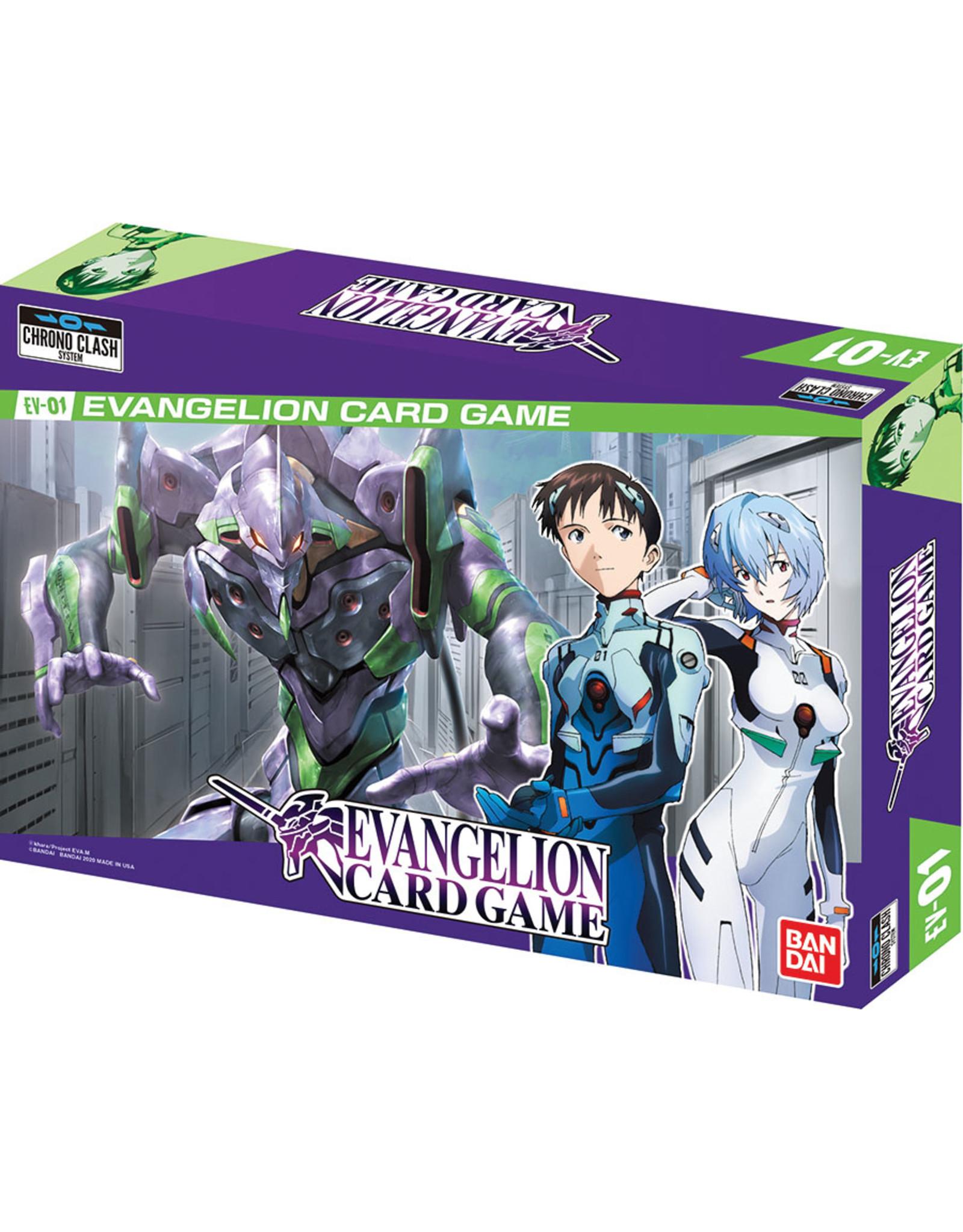 Bandai Evangelion Card Game [EV01]