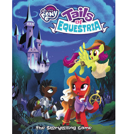 River Horse My Little Pony: Tails of Equestria RPG
