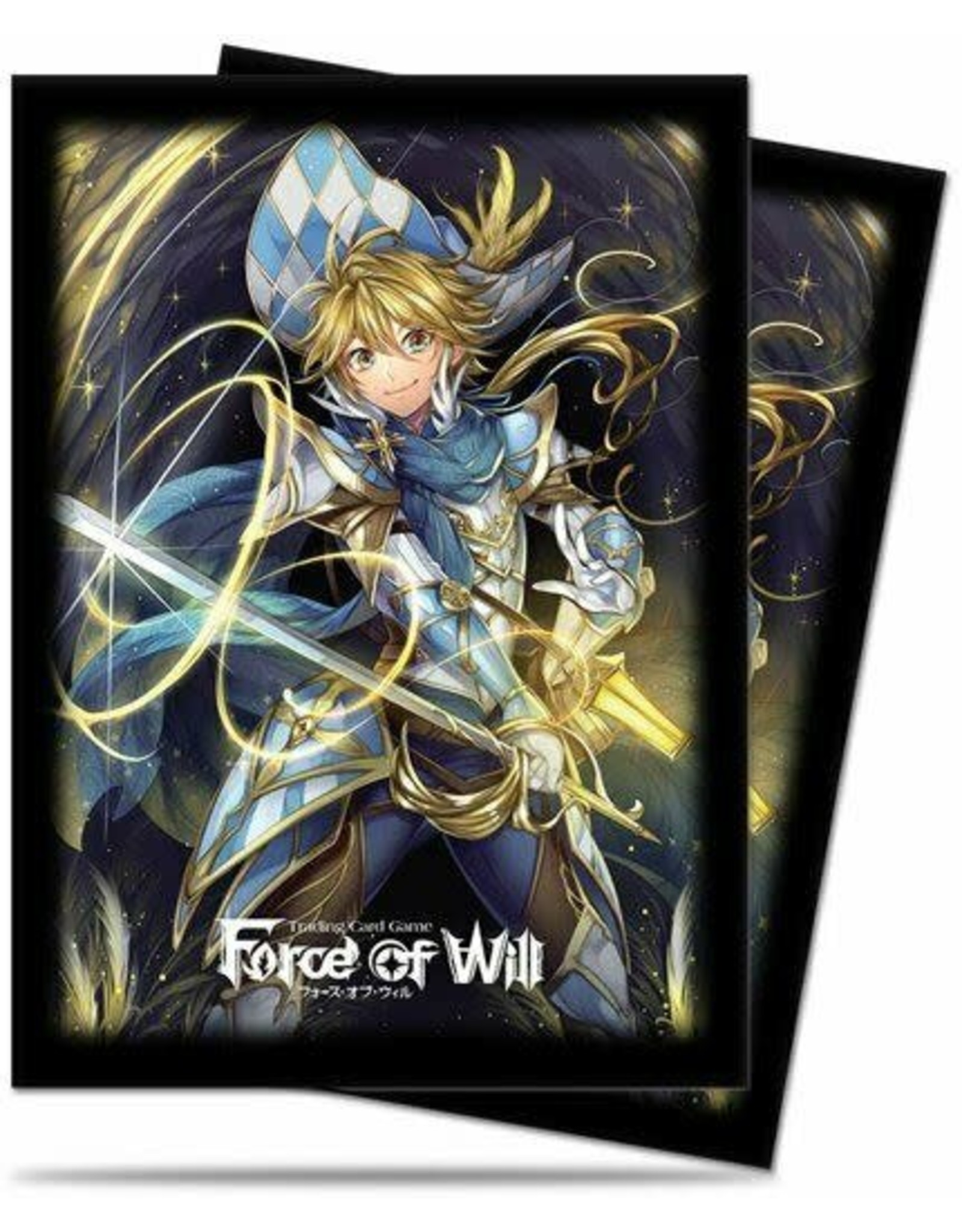 Ultra Pro A4: Bors Standard Deck Protectors for Force of Will 65ct
