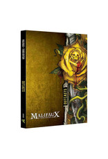 Wyrd Miniatures Malifaux 3E: Outcasts Faction Book