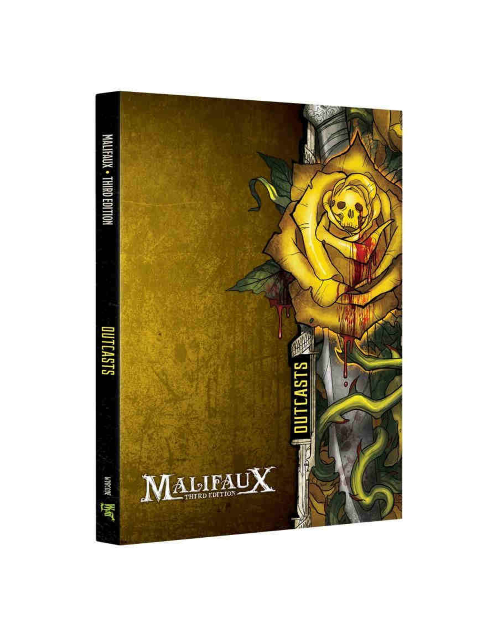 Wyrd Games Malifaux 3rd Edition: Outcasts Faction Book