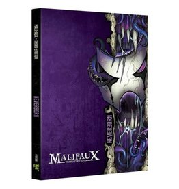 Wyrd Miniatures Malifaux 3E: The Neverborn Faction Book