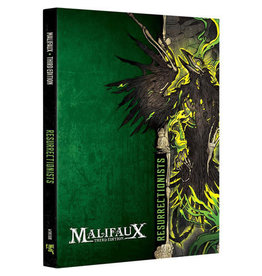 Wyrd Miniatures Malifaux 3E: Resurrectionists Faction Book