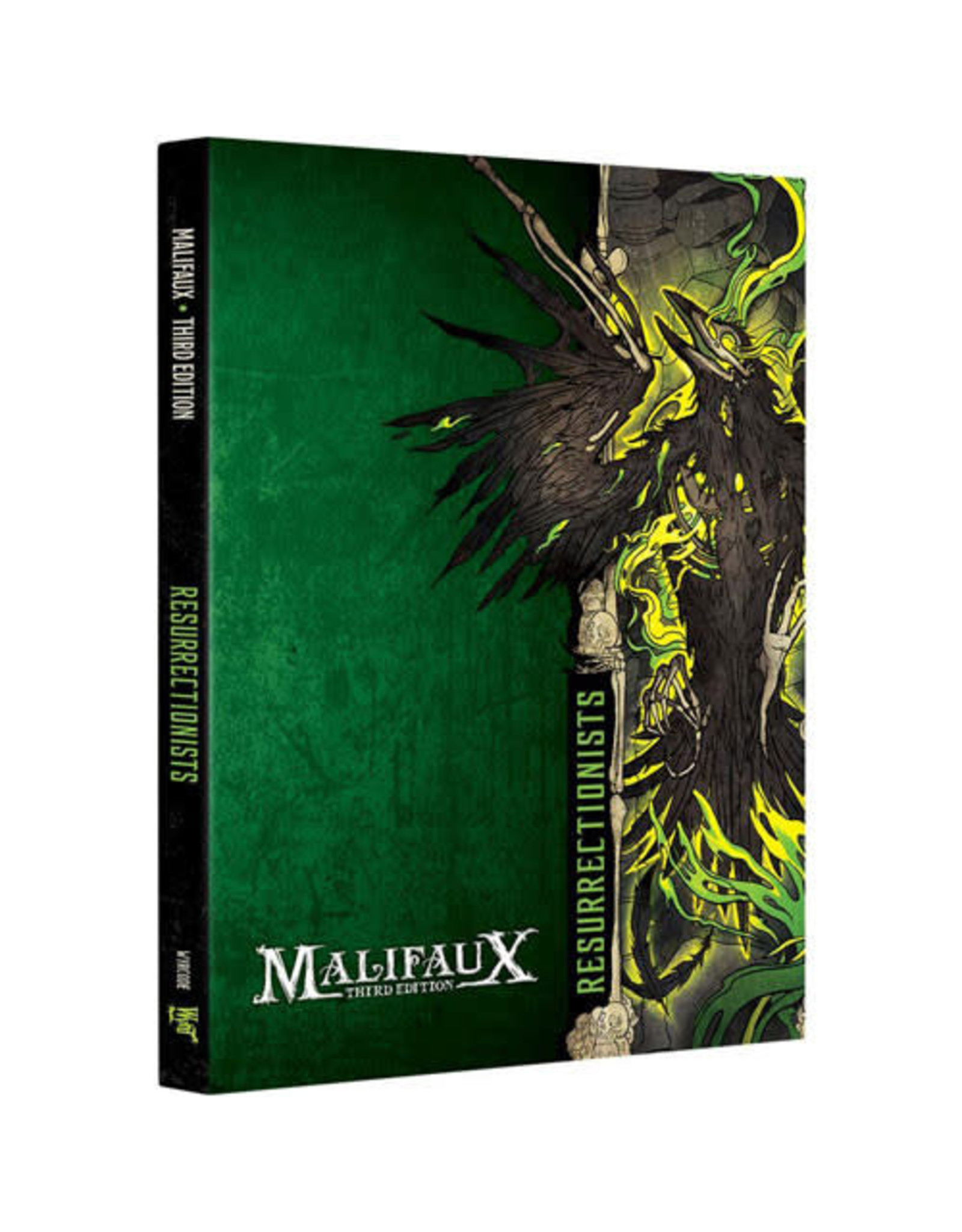 Wyrd Games Malifaux 3E: Resurrectionists Faction Book