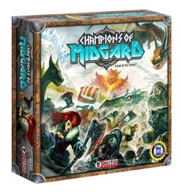 Grey Fox Games Champions of Midgard