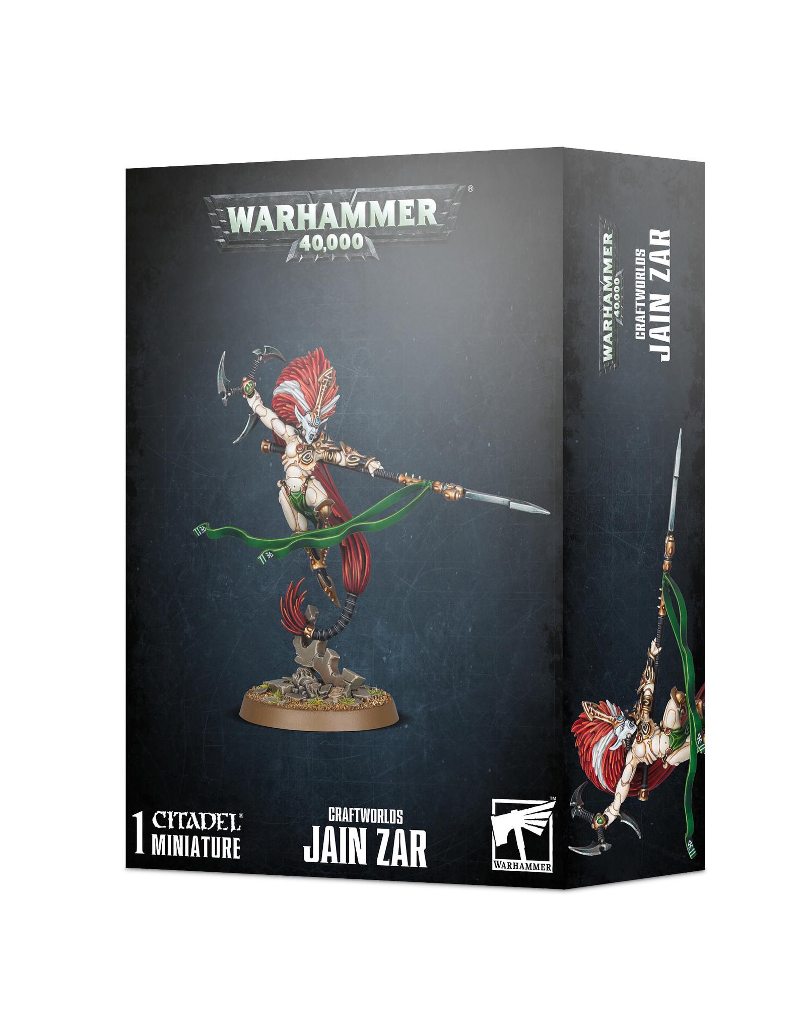 Games Workshop Jain Zar