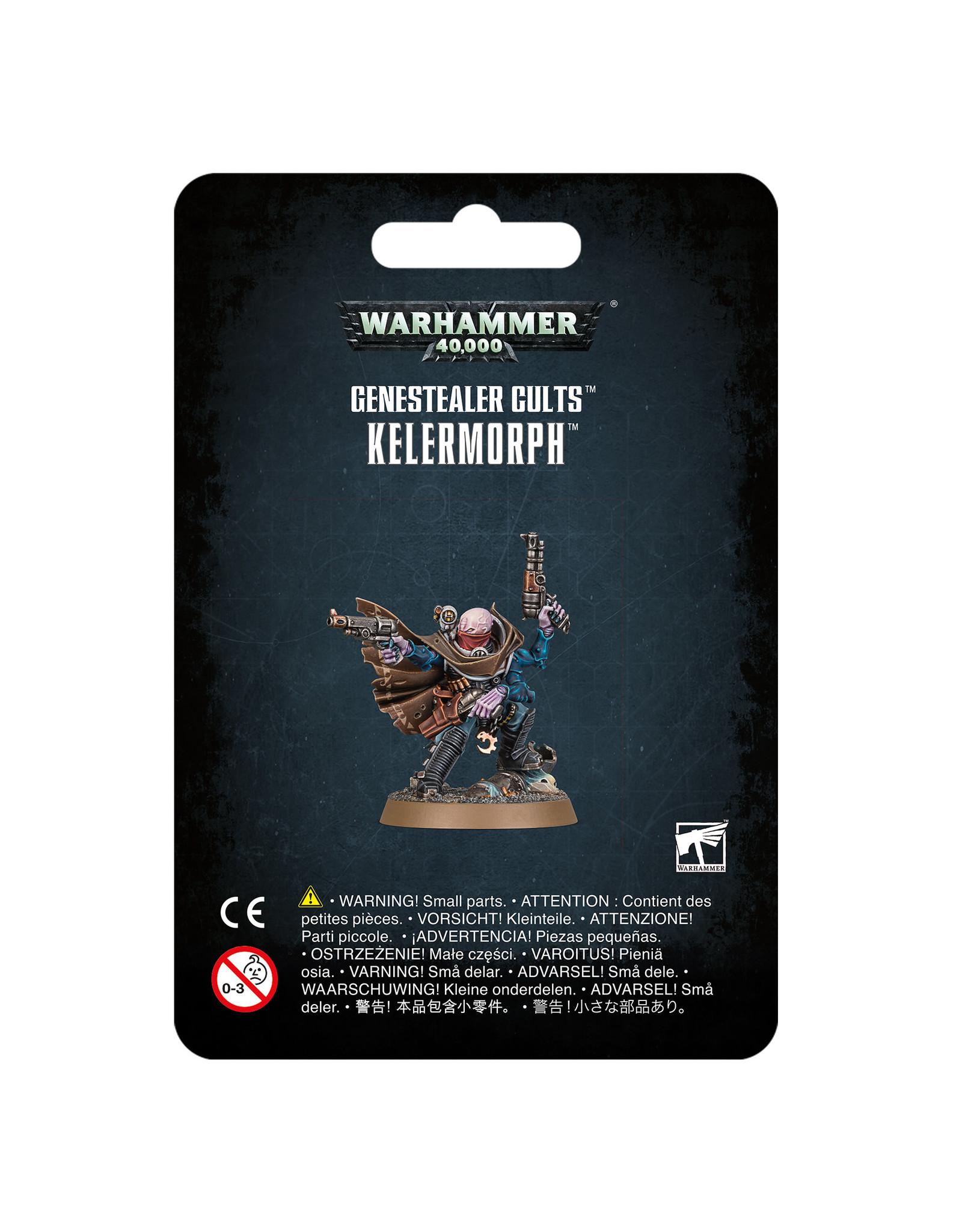 Games Workshop Kelermorph