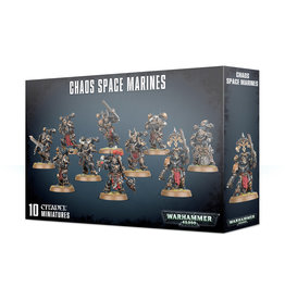 Games Workshop Chaos Space Marines