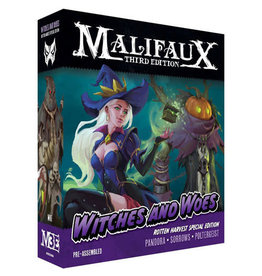 Wyrd Games Maifaux 3E: Neverborn - Witches & Woes - Rotten Harvest Special Edition