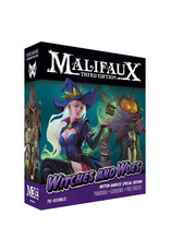 Maifaux 3E: Neverborn - Witches & Woes - Rotten Harvest Special Edition