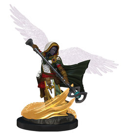 WizKids Dungeons & Dragons Icons of the Realms Premium Figures: W1 Aasimar Female Wizard