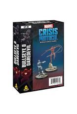 Atomic Mass Games Marvel Crisis Protocol: Bullseye and Daredevil Pack