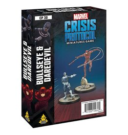 Atomic Mass Games Marvel Crisis Protocol: Bullseye and Daredevil Pack
