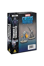 Atomic Mass Games Marvel CP: Punisher and Taskmaster Pack