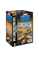 Atomic Mass Games Marvel Crisis Protocol: NYC Construction Terrain Pack