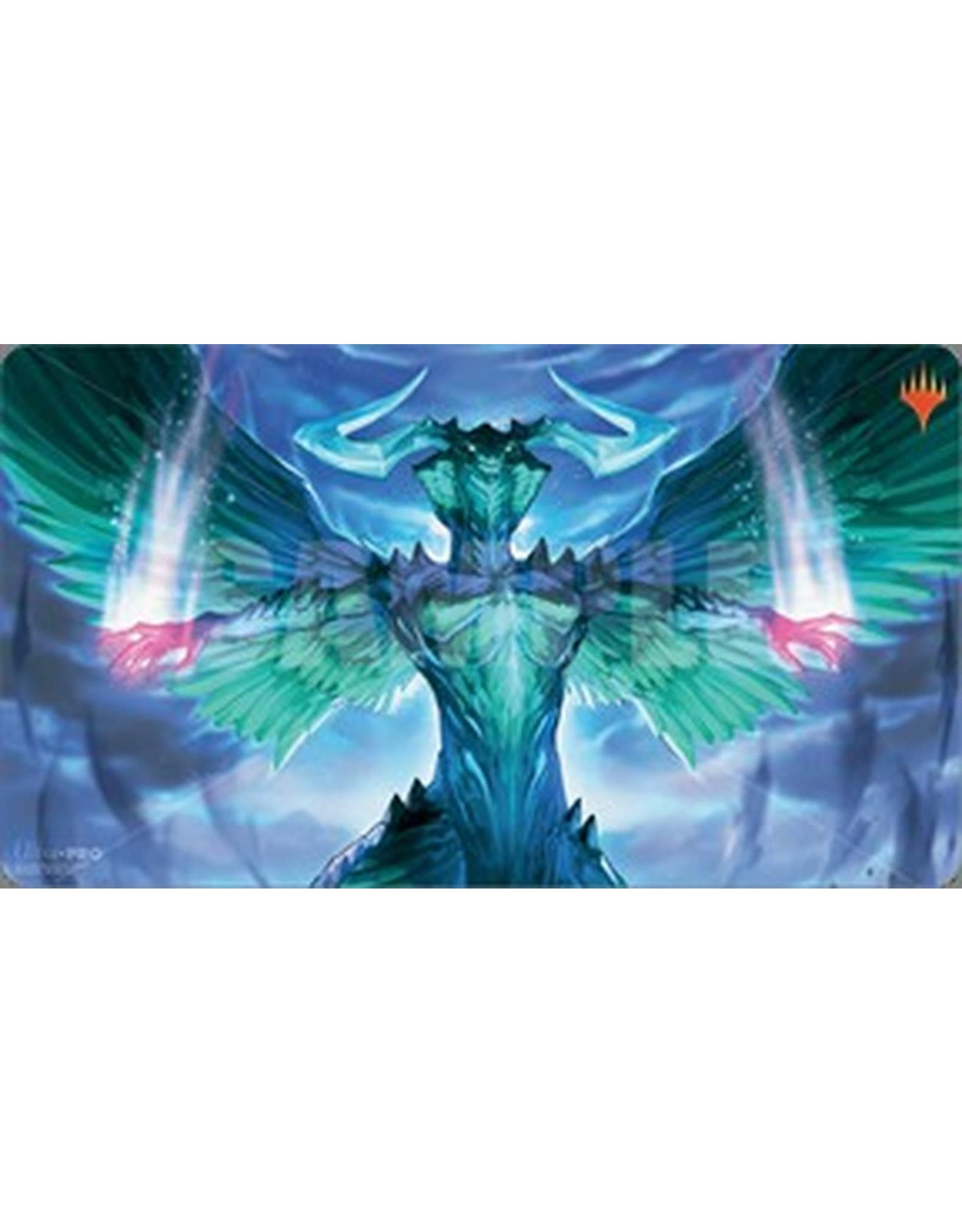 Wizards of the Coast Magic the Gathering: War of the Spark Japanese Alt. Art Play Mat - Ugin