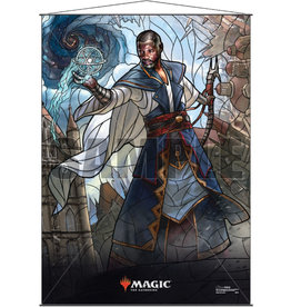 Ultra Pro Magic the Gathering: Stained Glass Wall Scroll - Teferi
