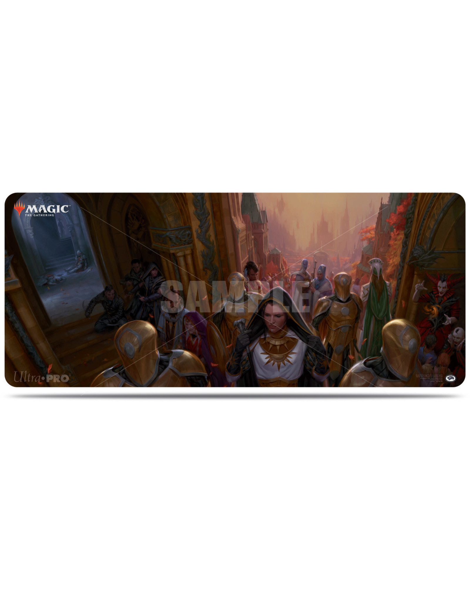 Ultra Pro Guilds of Ravnica 6' Table Playmat for Magic