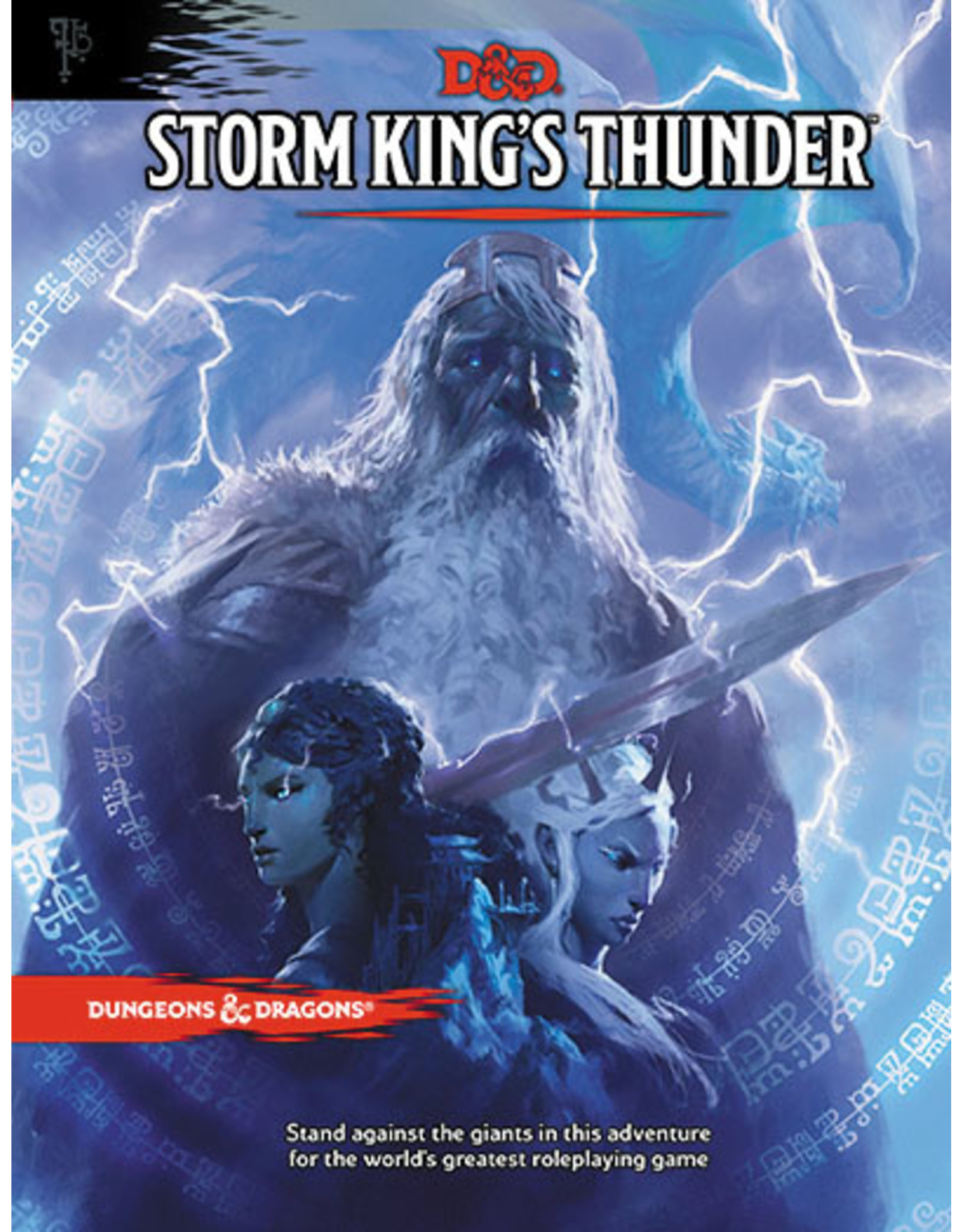 Wizards of the Coast Dungeons and Dragons RPG: Storm King`s Thunder