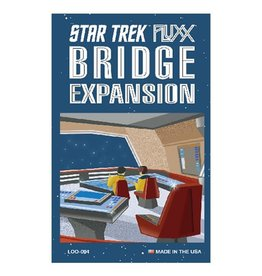 Looney Labs Star Trek Fluxx Bridge Exp