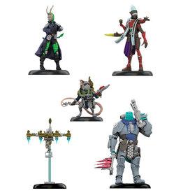 soda pop miniatures Starfinder Miniatures: Iconic Heroes Set 2