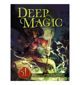 Kobold Press 5E: Deep Magic