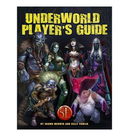 Kobold Press 5E: Underworld: Player's Guide