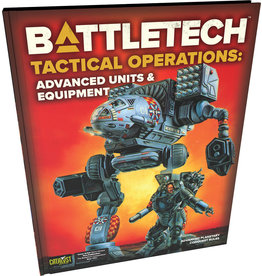 Catalyst Game Labs BattleTech: Tactical Operations - Advanced Units & Equipment