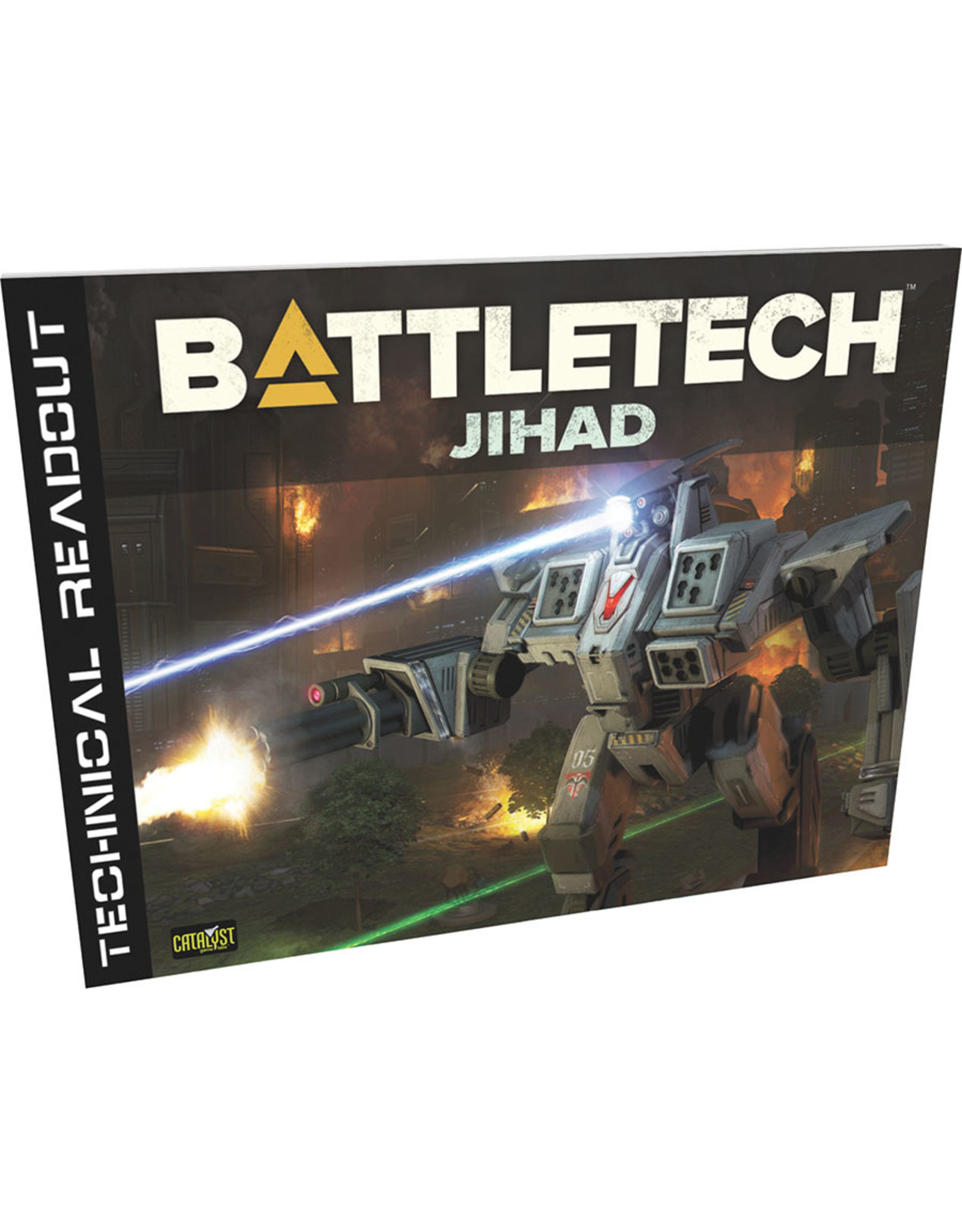 Catalyst Game Labs BattleTech: Technical Readout Jihad
