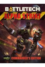 Catalyst Game Labs BattleTech: Alpha Strike - Commander`s Edition