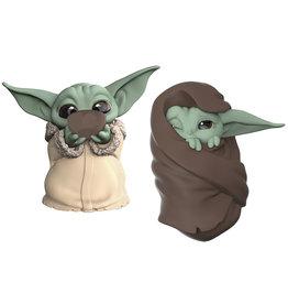 Hasbro Star Wars Mandalorian Man Baby Bounties Blanket Figure